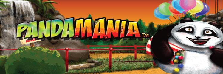 Pandamania spilleautomat
