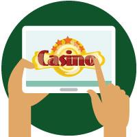 Indbetaling til online casinoeer