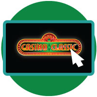 CasinoClassic Bonuus