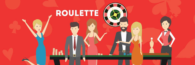 Historien om roulette